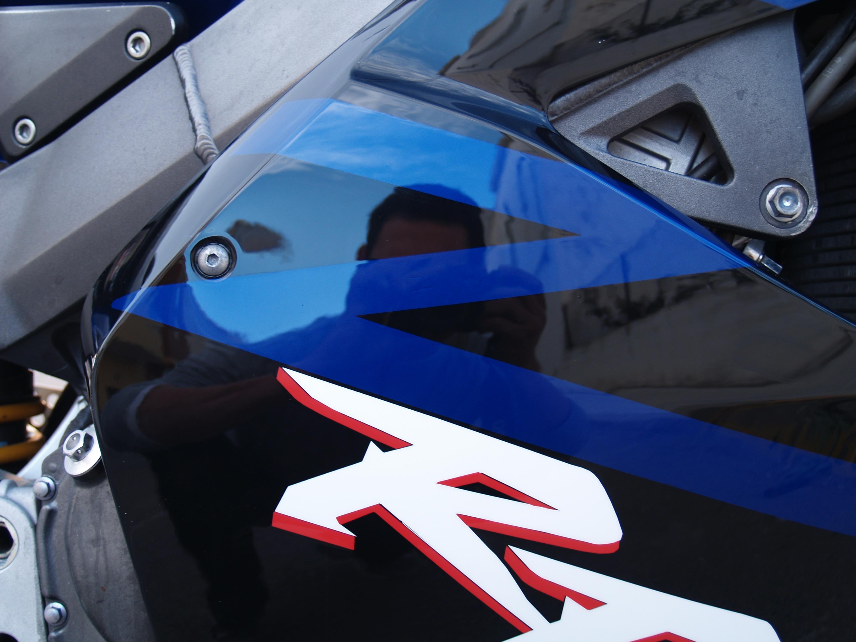 Pintura Moto Honda CBR
