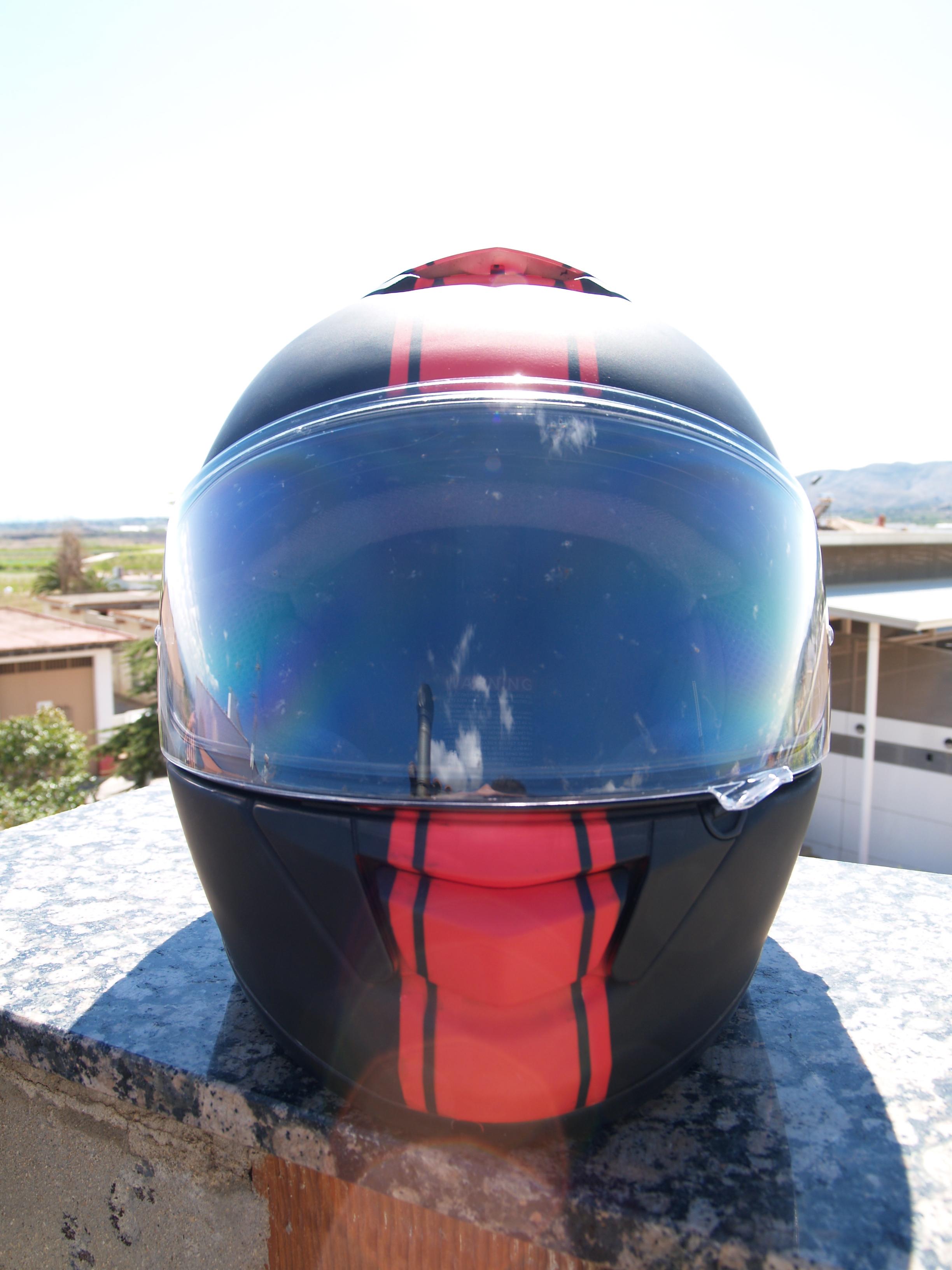 Pintura casco Shoei GT Air Mate