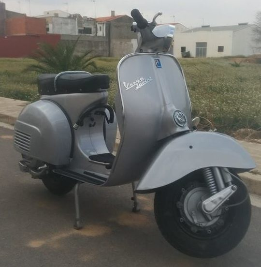 Restauración Vespa 150 sprint-motomodding