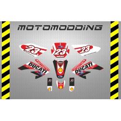 kit-pegatinas-moto-malcor-racer-ducati-1 Adhesivos Ducati,Pegatinas exclusivas de Ducati o para Ducati, Vinilos para llantas Ducati, Pegatinas Ducati Corse y una gran variedad de adhesivos para motos Ducati Monster 696, 796, 1100 y 1100Evo