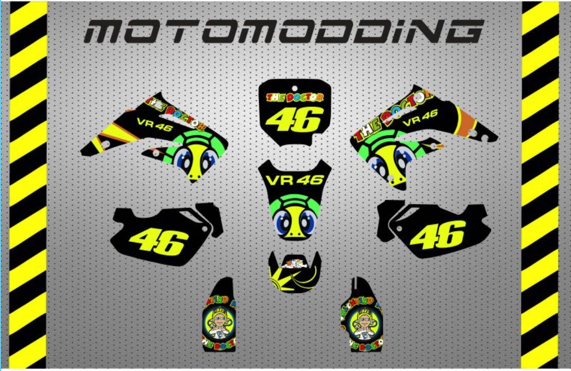 pegatina-motomodding Especialistas en vinilos para motos, vinilos para cascos, vinilos para bicicletas.